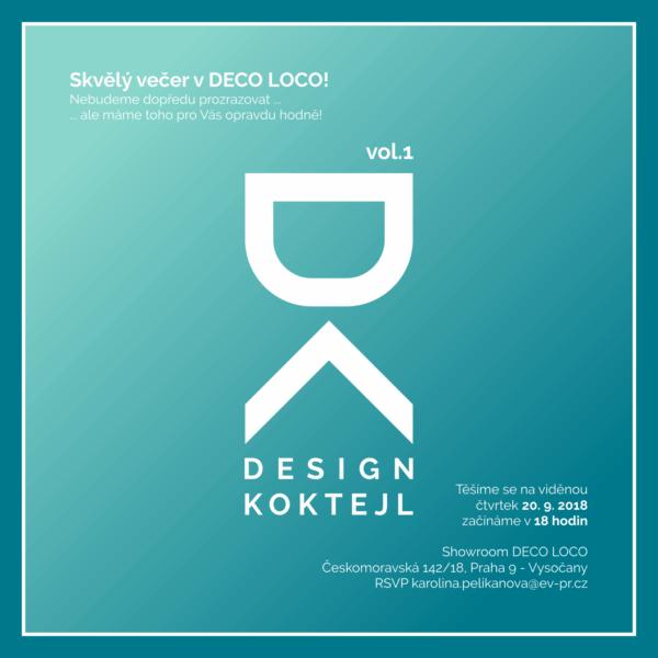 Design pozvánky