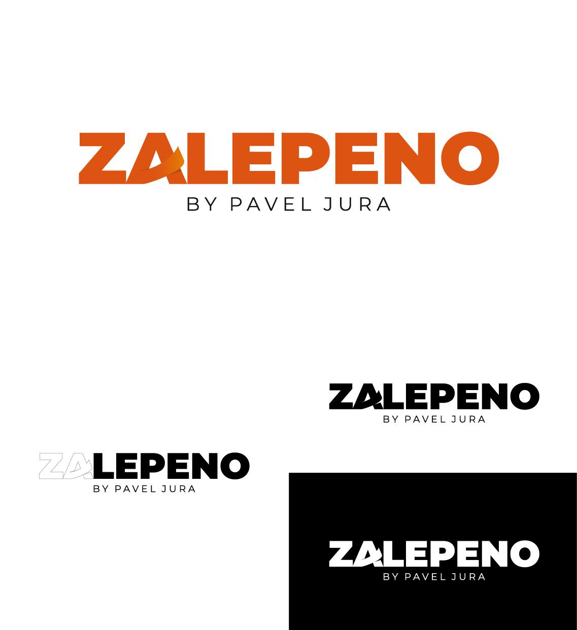 Tvorba osobního loga ZALEPENO