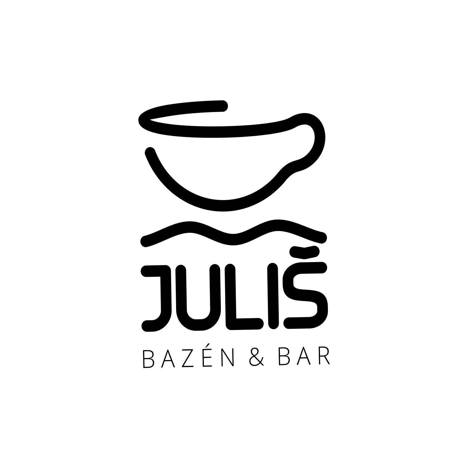 tvorba loga Juliš