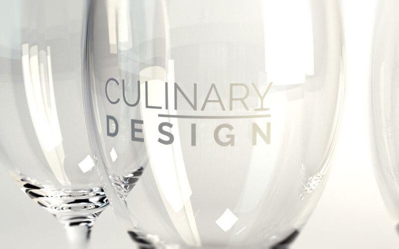 logotyp culinary design